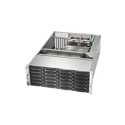 Supermicro CSE-846BE16-R1K28B