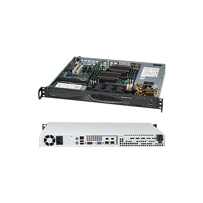 Supermicro SuperChassis 512F-600B