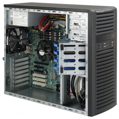 Supermicro SuperChassis 732D4-903B