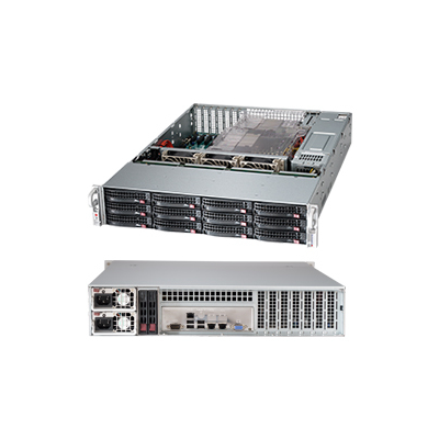 Supermicro SuperChassis 826BE16-R1K28LPB