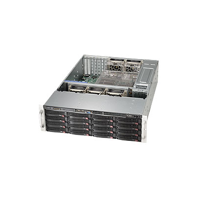 Supermicro SuperChassis 836BE16-R920B