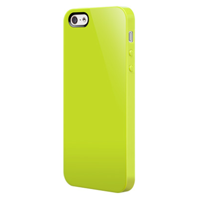 Switcheasy Plastic Case for iPhone 5 Lime