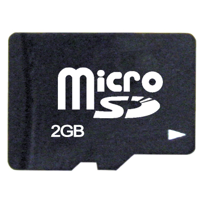 takeMS Micro SDHC, 2GB (88640)