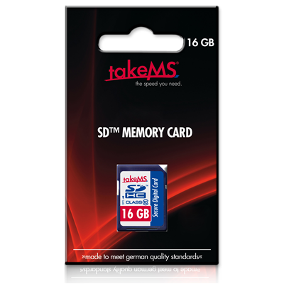takeMS SDHC 16GB (88637)
