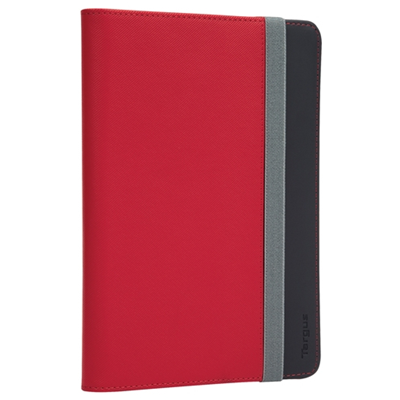 Targus Folio Stand iPad mini With Retina display Case - Rot/Schwarz (THZ372EU)