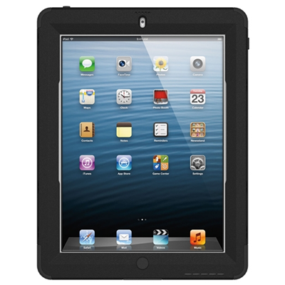 Targus SafePORT™ Heavy Duty Protection Case for iPad® - Schwarz