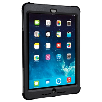 Targus SafePORT™ Heavy Duty Protection iPad Air Case - Schwarz (THD100EU)