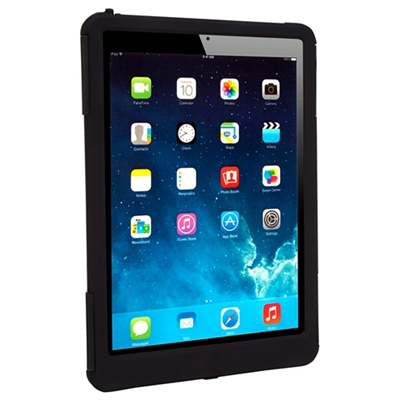 Targus SafePORT™ Heavy Duty Protection iPad Air Case - Schwarz (THD101EU)