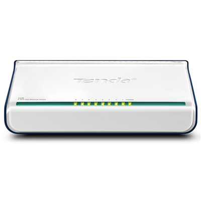 Tenda 8-Port Fast Ethernet Switch (S108)