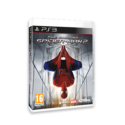 The Amazing Spiderman 2, PS3