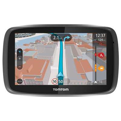 TomTom Go 600 Speak & Go