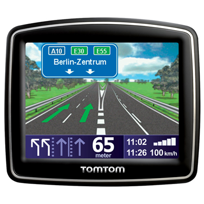 TomTom ONE IQ Routes Edition Central Europe Traffic (1EK0.093.01)