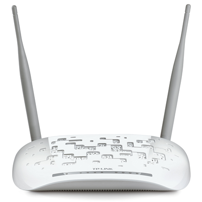 TP-LINK 300Mbps-Wireless-N-ADSL2+-Modem-Router (TD-W8961ND)