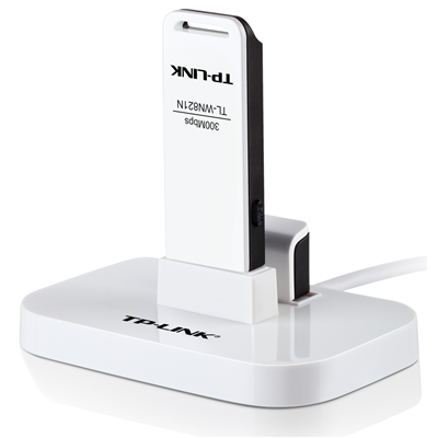 TP-LINK Wireless-N-USB-Adapter (TL-WN821NC)