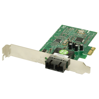 Transition Networks 100BASE-FX 1300nm multimode (LC) PCIe (N-FXE-LC-02)