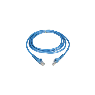Tripp Lite 7-ft. Cat6 Gigabit Snagless Patch Cable (N201-007-BL)