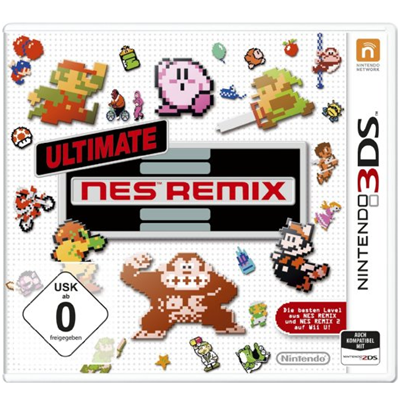 Nintendo Ultimate NES Remix, 3DS
