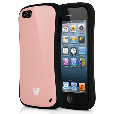 V7 Extreme Guard Case für iPhone 5s | iPhone 5 pink