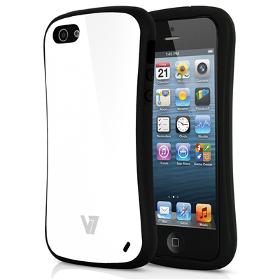V7 Extreme Guard Case für iPhone 5s | iPhone 5 weiss