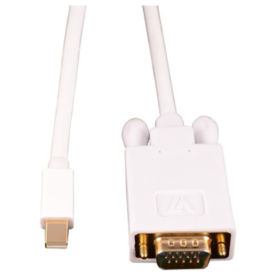 V7 Mini Displayport zu VGA Kabel 1.8m