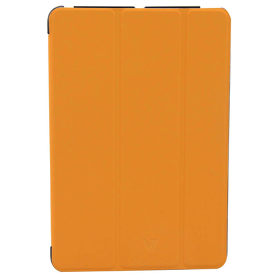 V7 Ultra Slim Folio Etui mit Standfunktion für iPad mini, orange