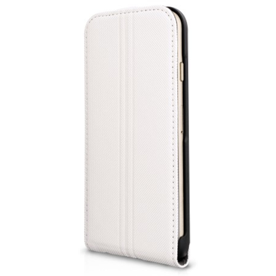 V7 Vertical Flip Case für iPhone® 6 - Weiß