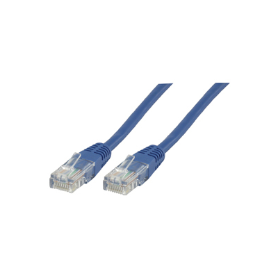 Valueline CAT5e Network Cable UTP, 1m (UTP-0008-1BU)