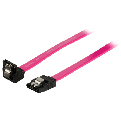 Valueline VLCP73155R05 SATA Kabel