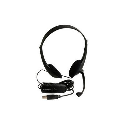 Verbatim USB Multimedia Headphones