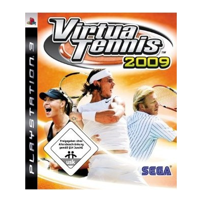 Virtua Tennis 2009, PS3