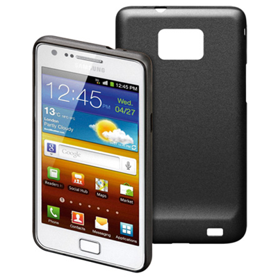 Wentronic Case f/ SAM Galaxy S2 (Ultraslim) S