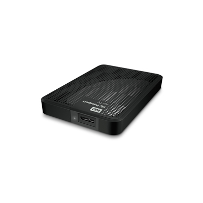 Western Digital My Passport AV-TV 500GB (WDBHDK5000ABK-EESN)