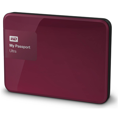 Western Digital My Passport Ultra 1TB (WDBGPU0010BBY-EESN)