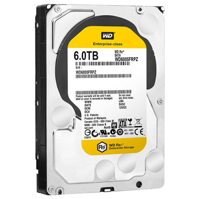 Western Digital Re+ 6TB (WD6005FRPZ)