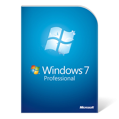 Windows 7 Professional 64 Bit OEM, 1 User (FQC-00769)