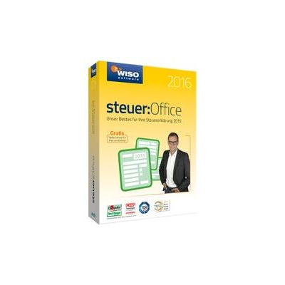 WISO Steuer-Office 2016