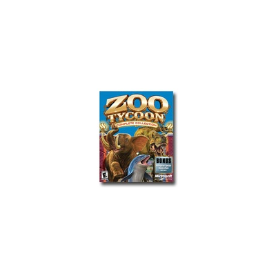 Zoo Tycoon Complete Collection, PC
