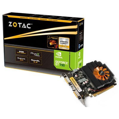 Zotac ZT-71103-10L NVIDIA GeForce GT 730 2GB